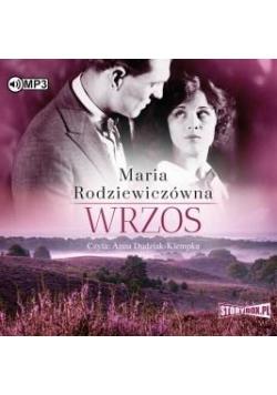 Wrzos audiobook