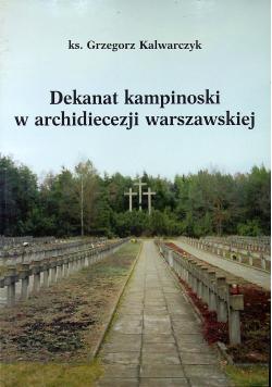 Dekanat kampinoski w archidiecezji warszawskiej