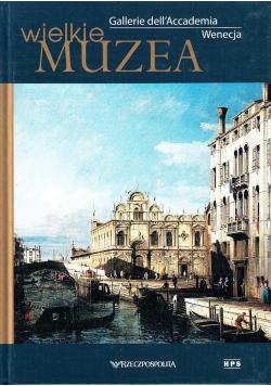 Wielkie Muzea Gallerie dell Accademia Wenecja