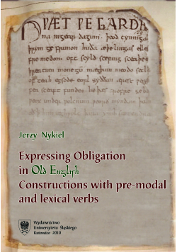 Expressing Obligation in Old English