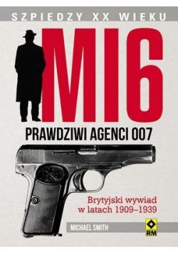 MI 6. Prawdziwi agenci 007 RM