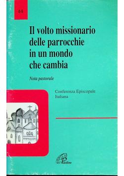 Il volto missionario delle parrocchie in un mondo che cambia