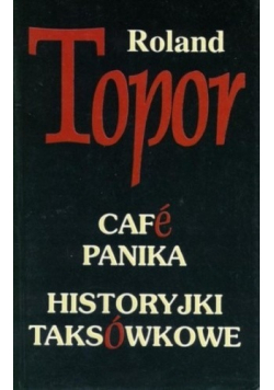 Cafe Panika Historyjki taksówkowe