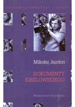 Dokumenty Kieślowskiego