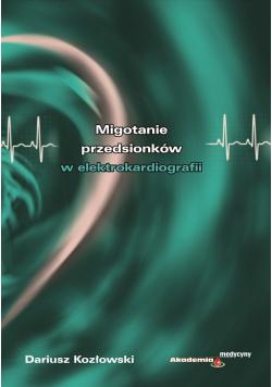 Migotanie przedsionków w elektrokardiografii