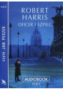 Oficer i szpieg CD MP3