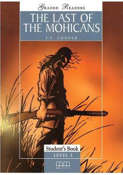 The Last of the Mohicans SB MM PUBLICATIONS