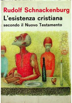 L esistenza cristiana secondo il Nuovo Testamento