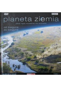 Planeta Ziemia jakiej nigdy wcześniej nie widziałeś płyta DVD tom 1