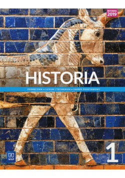 Historia 1 Podręcznik Zakres podstawowy