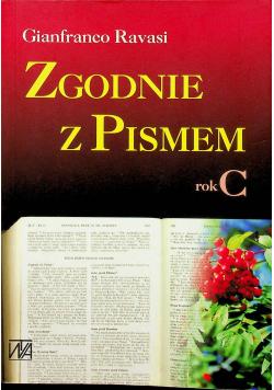 Zgodnie z Pismem rok C