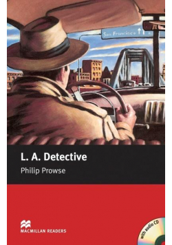 L.A. Detective Starter + CD Pack
