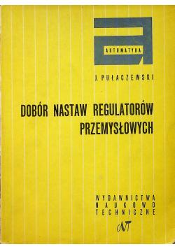 Dobór nastaw regulatorów przemysłowych