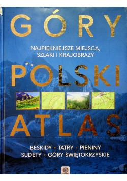 Góry Polski Atlas