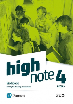 High Note 4 WB MyEnglishLab plus Online Practice