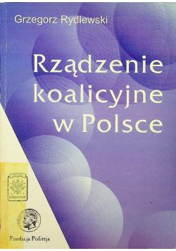 Rządzenie koalicyjne w Polsce