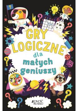Gry logiczne dla małych geniuszy