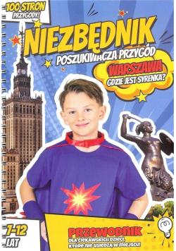 Niezbędnik poszukiwacza przygód. Warszawa