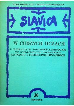 Slavica W cudzych oczach nr 30
