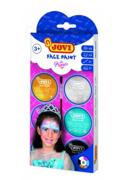 Zestaw do malowania twarzy Princess JOVI