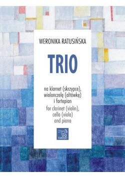 Trio na klarnet, wiolonczelę i fortepain