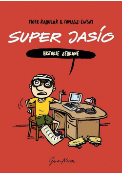 Super Jasio - historie zebrane