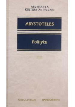 Arystoteles Polityka