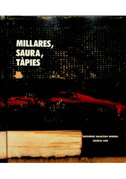 Millares Saura Tapies Hiszpańskie malarstwo Informel Kolekcja Ivam