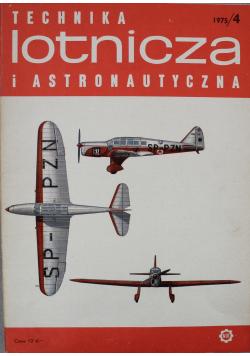 Technika lotnicza i astronautyczna nr 4