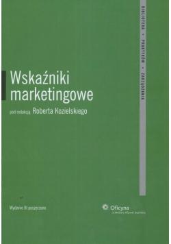 Wskaźniki marketingowe
