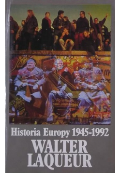 Historia Europy 1945 - 1992