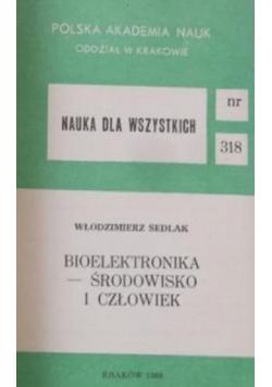 Bioelektronika Środowisko i człowiek
