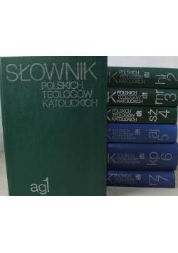 Słownik polskich teologów katolickich 7 tomów