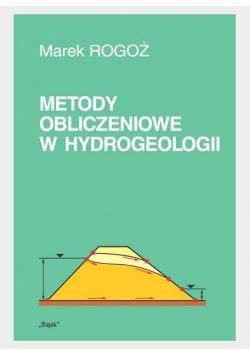 Metody obliczeniowe w hydrogeologii