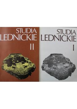 Studia Lednickie Tom I i II