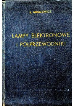 Lampy elektronowe i półprzewodnikowe