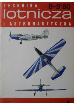 Technika lotnicza i astronautyczna nr 8 9