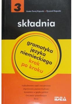 Składnia Gramatyka języka niemieckiego Krok po kroku