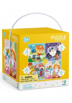 Puzzle 4w1 Moje zawody