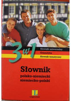 Słownik polsko niemiecki niemiecko polski