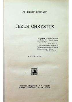 Jezus Chrystus 1927 r.