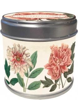 Zapachowa świeczka 109 - piwonie - zapach piwonii