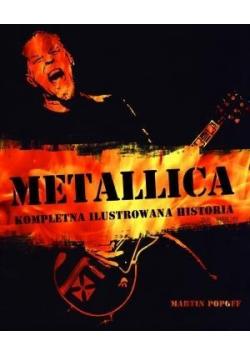 Metallica  Kompletna ilustrowana historia