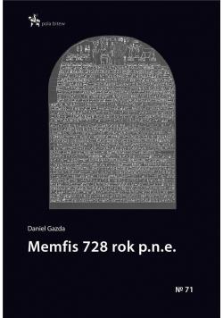 Memfis 728 rok pne
