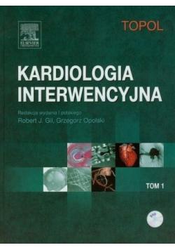 Kardiologia interwencyjna Tom 1 plus CD
