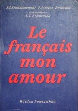 Le francais mon amour
