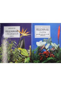 Pielęgnowanie roślin pokojowych 2 tomy
