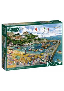 Puzzle 1000 Falcon Przystań w Newquay/Anglia G3