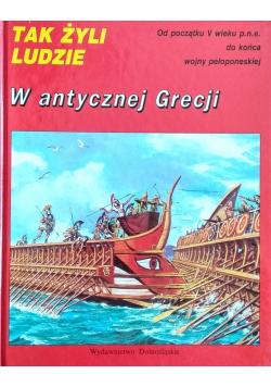 Tak żyli ludzie W antycznej Grecji