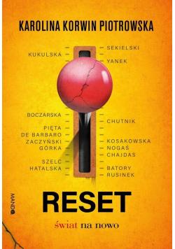 Reset. Świat na nowo